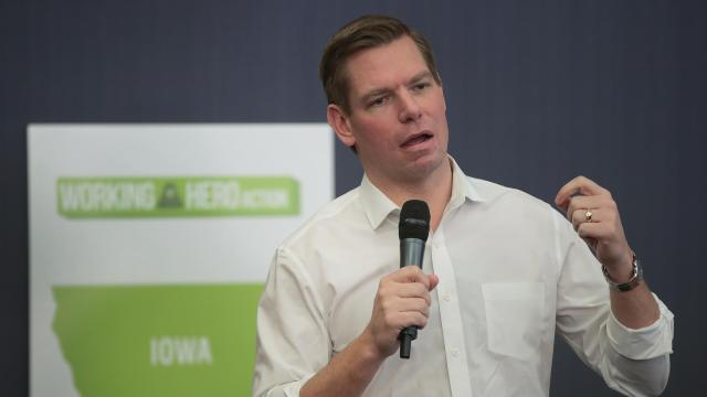Democrat Eric Swalwell drops out of presidential race | KCFJ 570